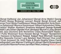 Svensk Jazzhistoria vol. 10