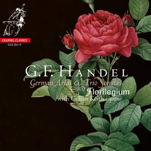 Handel: German Arias & Trio Sonatas