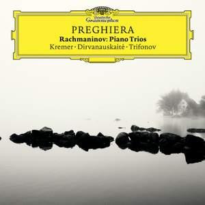Preghiera - Rachmaninov: Piano Trios Product Image