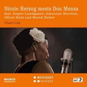 That's Life (Nicole Herzog Meets Don Menza) [feat. Johannes Herrlich, Oliver Kent, Jesper Lundgaard & Bernd Reiter)
