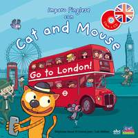 Stéphane Husar_Connie Jean: Imparo l'inglese con Cat and Mouse