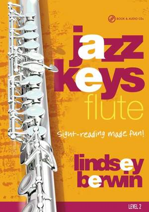 Jazz Keys Flute - Level 2