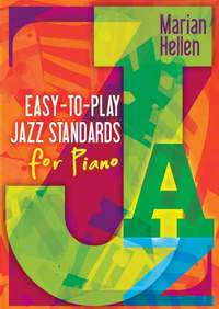 Easy-to-play Jazz Standards for Piano