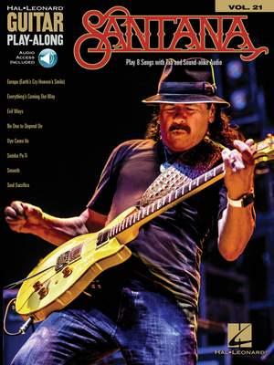 Carlos Santana: Santana