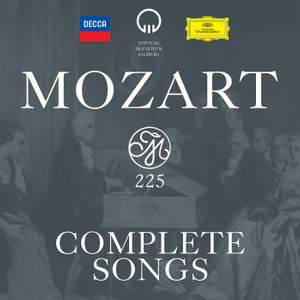 Mozart 225: Complete Songs
