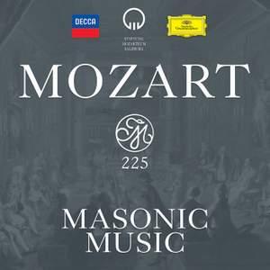 Mozart 225: Masonic Music
