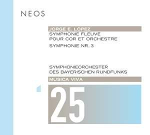 Musica viva, Vol. 25: Jorge E. López
