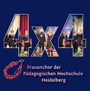 4x4: Frauenchor der Pädagogischen Hochschule Heidelberg