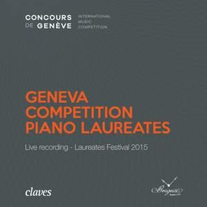 Geneva Competition Piano Laureates - Live recording - Laureates Festival 2015 Product Image