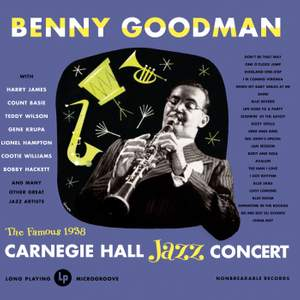Live At Carnegie Hall-1938 Complete
