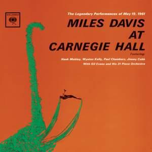 Miles Davis At Carnegie Hall- The Complete Concert