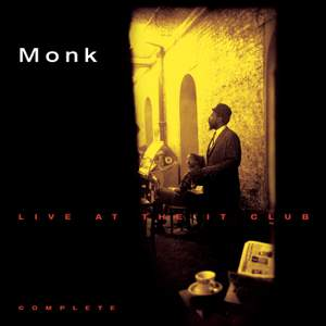 Thelonious Monk Live At The It Club - Complete