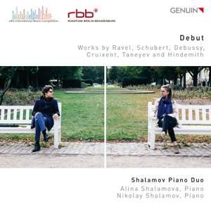 Debut: Shalamov Piano Duo