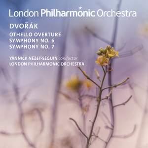Dvorak: Symphonies Nos. 6 & 7 & Othello Overture