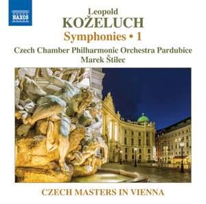 Kozeluch: Symphonies Vol. 1 Product Image