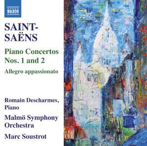 Saint-Saëns: Piano Concertos Nos. 1 and 2