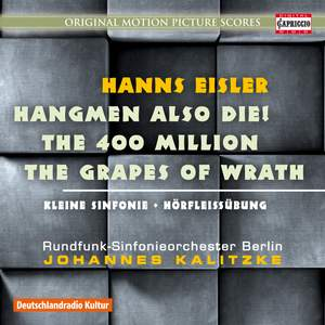 Hanns Eisler: Film Music