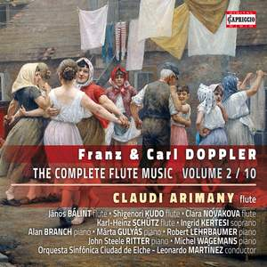 Franz & Carl Doppler: The Complete Flute Music, Vol. 2