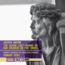 Haydn: The Seven Last Words of Our Saviour on the Cross (Orchestral version, 1786)