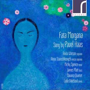 Fata Morgana: Songs by Pavel Haas Product Image
