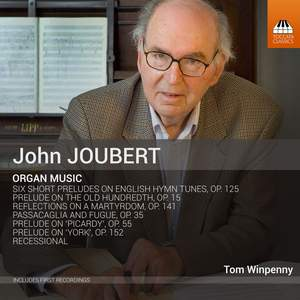 Joubert: Organ Music Product Image