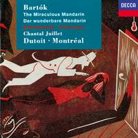 Bartók: The Miraculous Mandarin & Divertimento