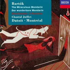 Bartók: The Miraculous Mandarin & Divertimento Product Image