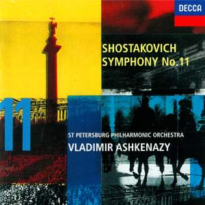 Shostakovich: Symphony No. 11 in G minor, Op. 103 'The year 1905' Product Image