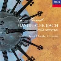 Haydn: Cello Concerto No. 2 and CPE Bach: Cello Concerto in A Major