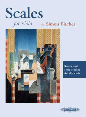 Fischer, Simon: Scales and scale studies for the viola