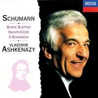 Schumann: Piano Works Vol. 7