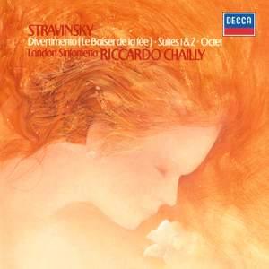 Stravinsky: Divertimento, Octet & other works