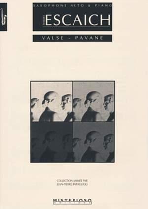 Thierry Escaich: Valse - Pavane