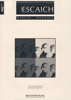 Thierry Escaich: Marche - Romance