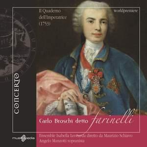Broschi & Giacomelli: Arias for Farinelli