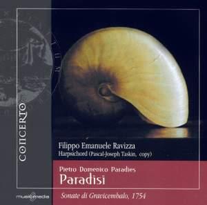 Paradies, P.D.: Harpsichord Sonatas Nos 7-12 & Harpsichord Concerto in B-Flat Major