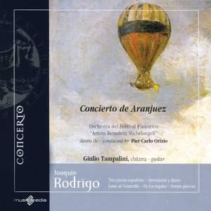 Rodrigo, J.: Concierto De Aranjuez / 3 Piezas Españolas / Sonata Giocosa / Invocacion Y Danza / En Los Trigales / Tiento Antiguo