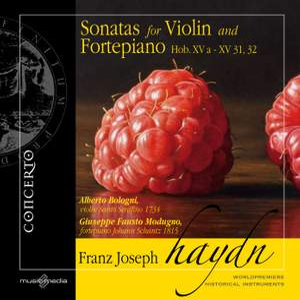 Haydn: Violin Sonatas