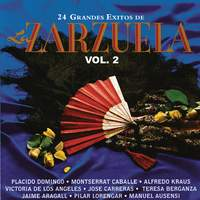 24 Grandes Éxitos de Zarzuela, Vol. 2