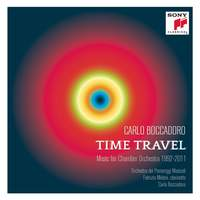 Carlo Boccadoro: Time Travel