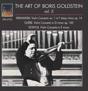 The Art of Boris Goldstein, Vol. 3