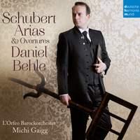 Schubert: Overtures, Romances & Arias