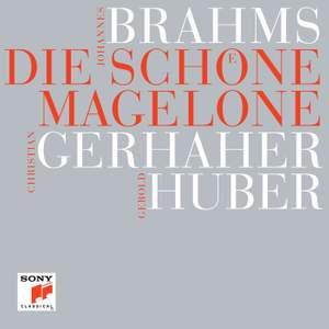 Brahms: Die schöne Magelone, Op. 33 Product Image