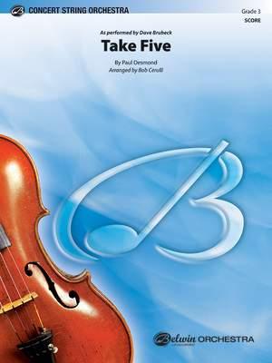 Paul Desmond: Take Five Product Image