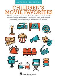 Children's Movie Favorites - 2nd Edition