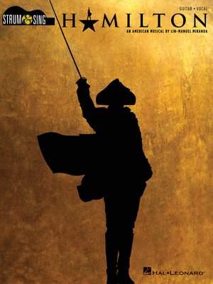 Hamilton: Strum & Sing (chord songbook)