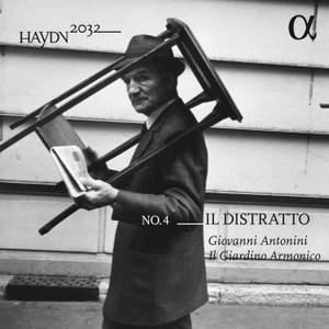 Haydn 2032 Volume 4 - Il Distratto