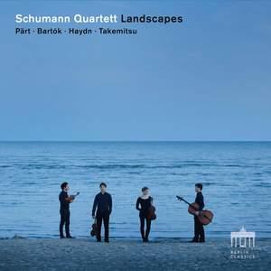 Landscapes: Haydn, Takemitsu, Bartók & Pärt