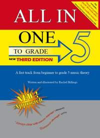 All In One To Grade 5 Music Theory (3rd Edition)