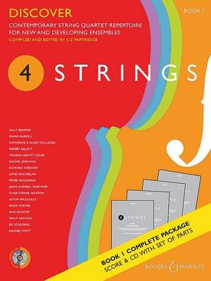4 Strings - Discover Book 1 Product Image